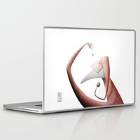 new year Laptop & iPad Skins featuring New year by Gianni Ian Puri