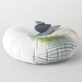 Balance And Harmony Floor Pillow