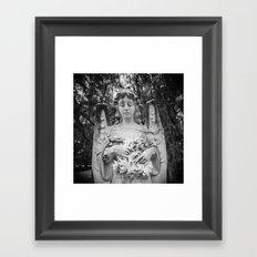 The Angel of Bonaventure Framed Art Print