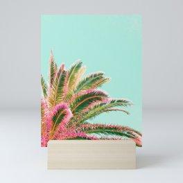 Fiesta palms Mini Art Print