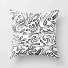 BREEDING Throw Pillow