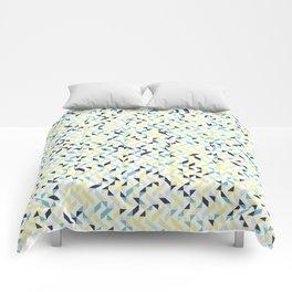 Lemon and Ink Comforters