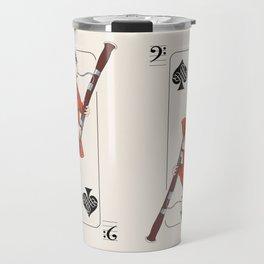 Bassoonist  Travel Mug
