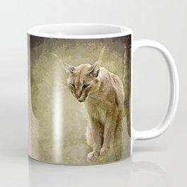 Caracal- wild cat Coffee Mug