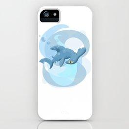 Hammerhead Shark iPhone Case