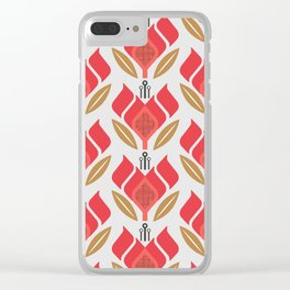 Phryne Clear iPhone Case