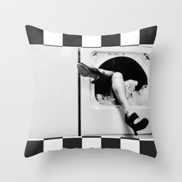 Permapress Throw Pillow