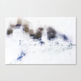 Visby Ringwall, Gotland Canvas Print