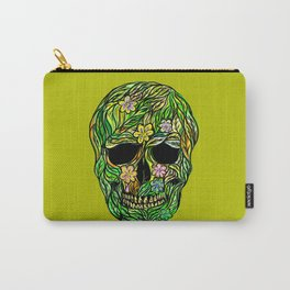 Skull Nature Carry-All Pouch
