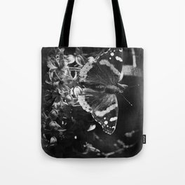 A Day full of Flutter bys Tote Bag