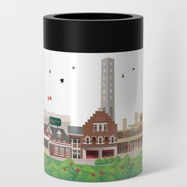 Rosedale - Toronto Neighbourhood Can Cooler