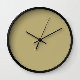 Royal Gold Christmas Classic Wall Clock