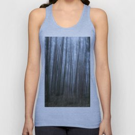Scary forest Unisex Tank Top