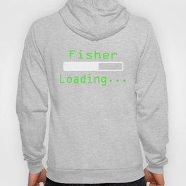 Nerdy Fisher Tee Shirt Hoody