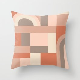 Softy Blocks #society6 #pattern Throw Pillow