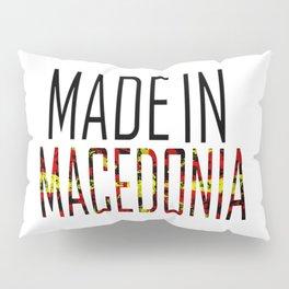 Made In Macedonia Pillow Sham