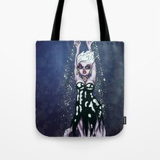Ursula the Sea Witch Little Mermaid Octopus RonkyTonk Tote Bag
