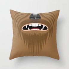 Chewbacca - Starwars Throw Pillow
