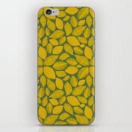 Fall. iPhone Skin