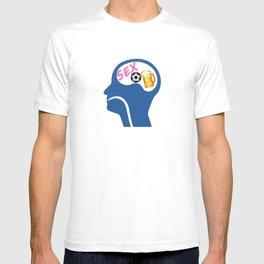 Male Psyche T-shirt