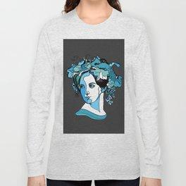 Fanny Mendelssohn Bartholdy Hensel German Pianist Female Woman Women Composer Music Musician Art Fem Long Sleeve T-shirt