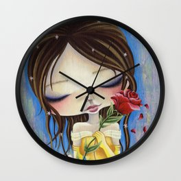 The Enchanted One Wall Clock