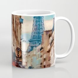 Paris France Coffee Mug