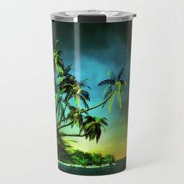 Tropical Islet Travel Mug