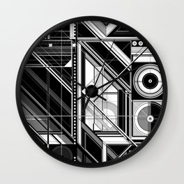 J.Series/AmityStreet_201 Wall Clock