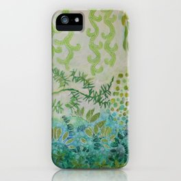 Luxuriance II iPhone Case