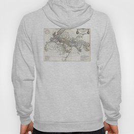 Map of Ancient World - Anville - 1794 Hoody