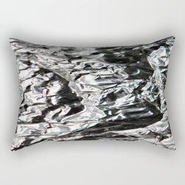 Tin Foil Rectangular Pillow