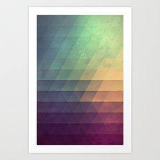 fyde Art Print