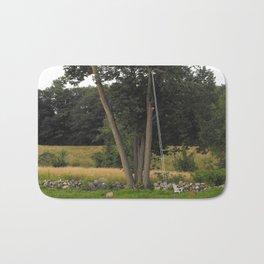 Optical Illusion, Tree-swing Bath Mat