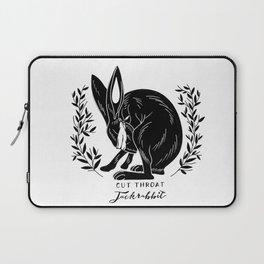 The Blind Jack Rabbit Laptop Sleeve