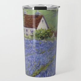 Lavender Hill — North Carolina Travel Mug