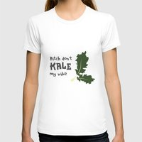 humor T-shirts featuring Kale humor by A*WIZ