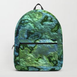 Turqoise Malachite Backpack
