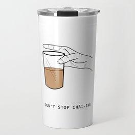 Chai Lover Travel Mug
