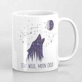 Stay Wild, Moon Child Coffee Mug