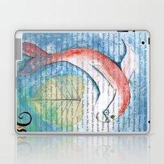 Fish of Far-Sightedness Laptop & iPad Skin