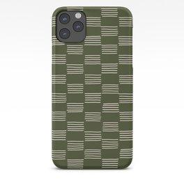 hatches –small doug fir iPhone Case
