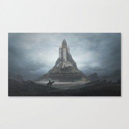 White Castle ( New Edition ) Canvas Print