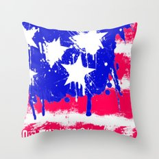 In God We Trust Throw Pillow