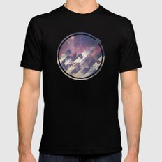 The stars are calling me 2X-LARGE Mens Fitted Tee Black