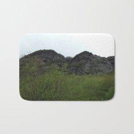 Misty Mountains Bath Mat