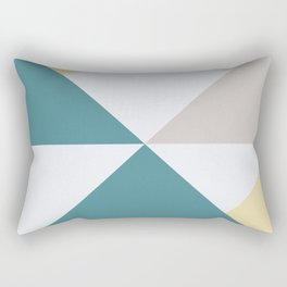geometric 13 Rectangular Pillow