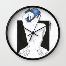 NUDEGRAFIA - 011 Wall Clock