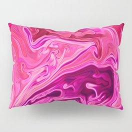 """""""Bubblegum Ink!"""" Pillow Sham"""