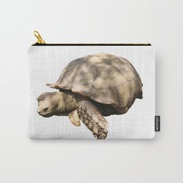 Sulcata Tortoise (grazing) Carry-All Pouch